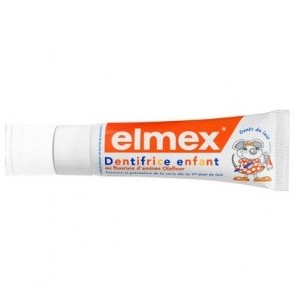 Elmex Dentifrice Enfant 1ères Dents