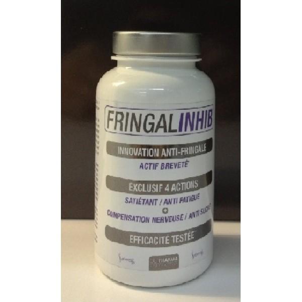 Fringal Inhib - Comprimés 4 Actions - Satiétant - Anti