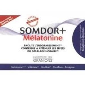 somdor + melatonine granions