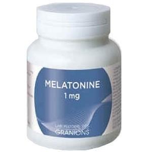 Granions - Mélatonine 1mg - 60 gélules