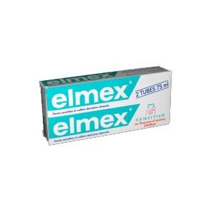 Elmex Sensitive 2 x 75ml