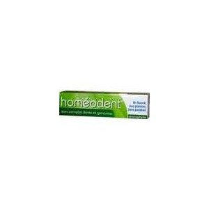 Homéodent Soin Complet Chlorophylle 2 x 75 ml