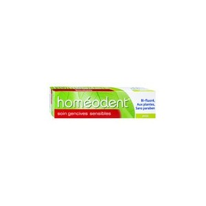 Homéodent Gencives Sensibles 2 x 75 ml
