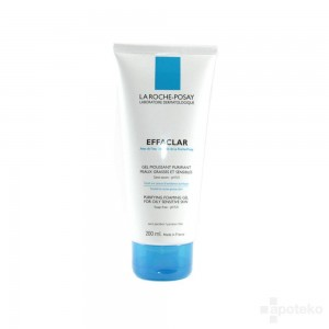 LRP - Effaclar Gel Moussant Purifiant - 200ml