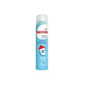 Baccide - Spray - Aérosol Assainissant - 250ml